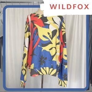 💙❤️💛 RARE WILDFOX Primary Tropics BBJ